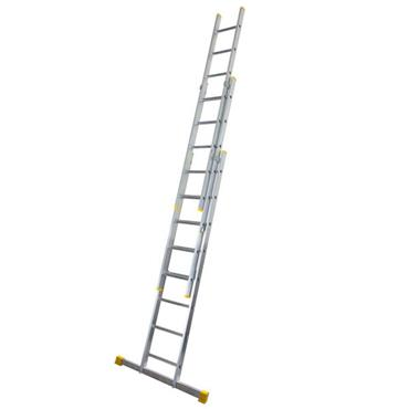 Werner 72300 Series Box Section Triple Extension Ladders