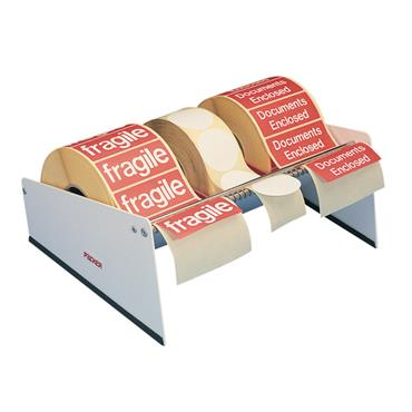 Packer WMD-200 Bench or Wall Mounted Label Dispenser