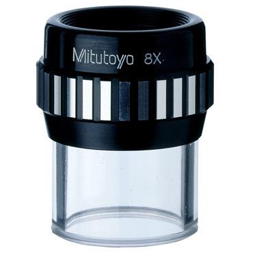Mitutoyo 183-101 8X Magnification Pocket Comparators