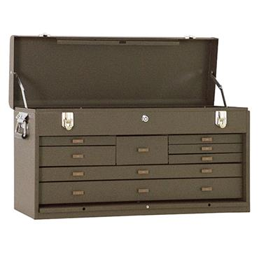 Kennedy 526 8-Drawer Brown Machinist Tool Chest