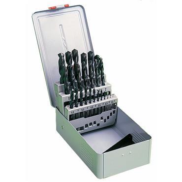 Guhring 2010015 50 Piece HSS Jobber Drill Set