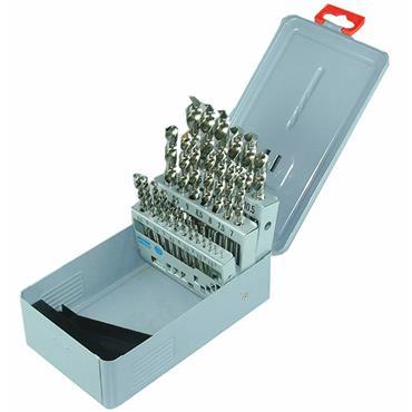 Guhring 201 7 018 Cobalt Jobber Drill Set