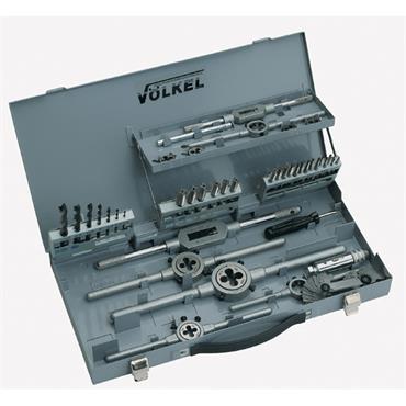 VOLKEL Tap & Drill Set