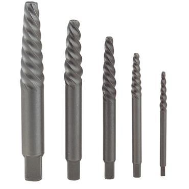 IRWIN Hanson Spiral Screw Extractor Set