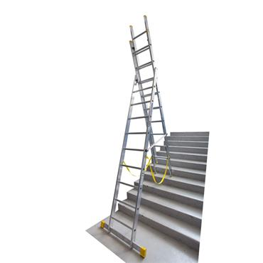 Werner 72529 3m Extension Plus X4 Triple Combination Ladder