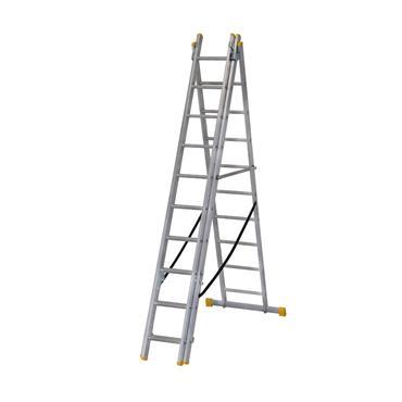 Werner 72529 3m Extension Plus X4 Triple Combination Ladder