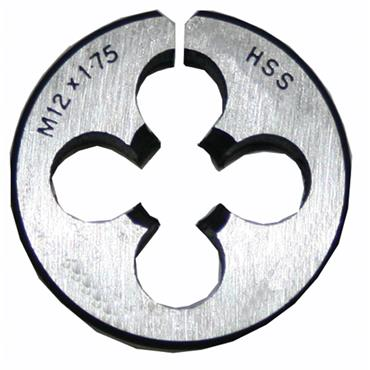 OSBORN Circular Split Dies- U.N.C