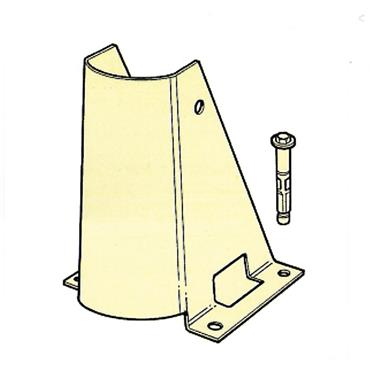 MOORSECURE  Upright Protectors for Pallet Racking