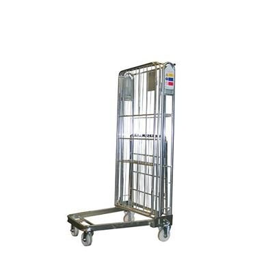 CITEC  4-Sided Nestable Roll Pallet