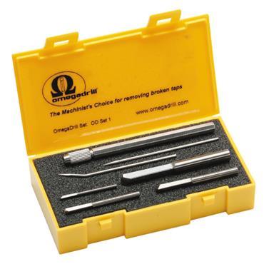 OMEGADRILL  Broken Tap Removal Tools