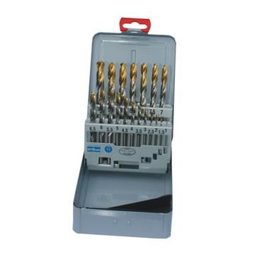 Guhring 201 TiN Coated Drill Set