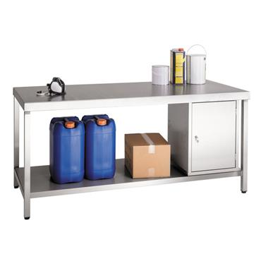 CITEC  Stainless Steel Workbenches