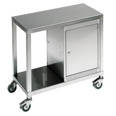 CITEC Heavy Duty Stainless Steel Trolley
