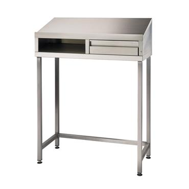 CITEC Stainless Steel Desk