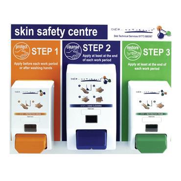 DEB Mini Skin Safety Centre