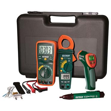 Extech TK430-IR Industrial Troubleshooting Kit with IR