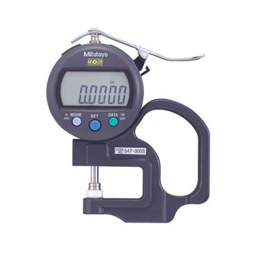 Mitutoyo 547-300S 0-10mm Digimatic Thickness Gage