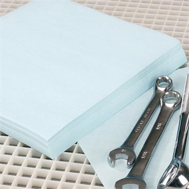 CONTEC Amplitude Epsilon Blue Cellulose/Polyester Wipe