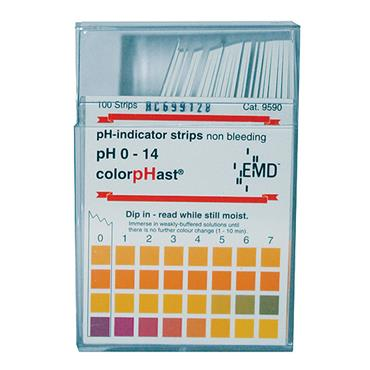 EM ColorpHast™ pH Indicators