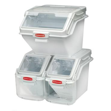 RUBBERMAID Safety Storage Bin
