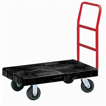 RUBBERMAID Platform Trucks