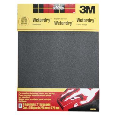 3M Wet Sanding Sandpaper