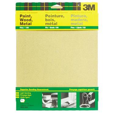 3M Fine Alo Sandpaper