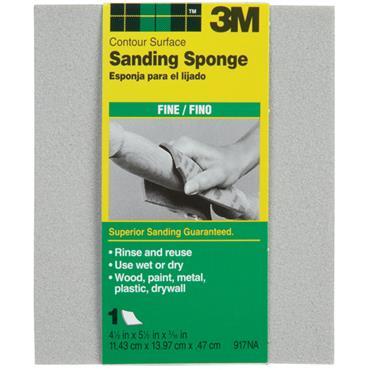 3M Contour Surface Sanding Sponge