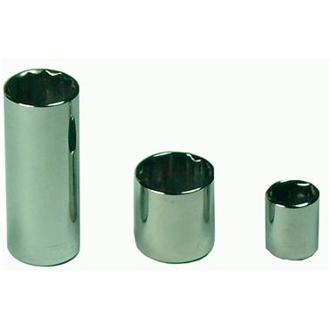 Allen Metric 6 Point Deep 1/4'' Drive Socket