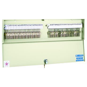 HPC KEKAB-H48 48 Hooks Horizontal Key Cabinet