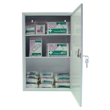 Blue Dot 86136 First Aid Metal Cabinet