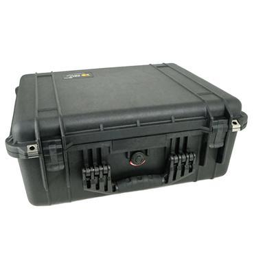 Peli 482 x 368 x 195mm Black Waterproof Protector Storage Case - 1550