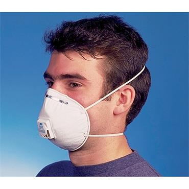 3M 8822 Valved Disposable Respirator FFP2 - 10 Pack