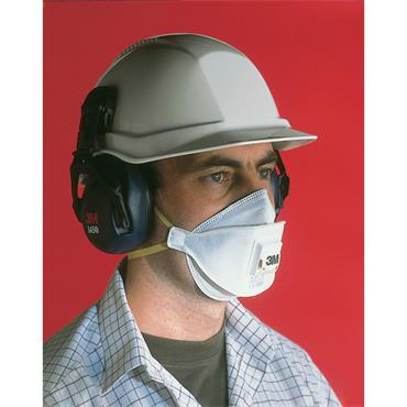 3M 9312+ Aura Particulate FFP1 Disposable Respirator - 10 Pack