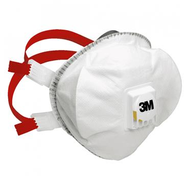 3M 8835+ Particulate FFP3 Disposable Respirator- 5 Pack