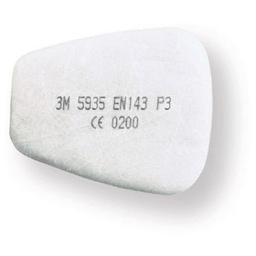 3M 5000 Series Particulate  Pre-Filters Range