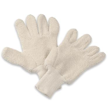 North Terrycloth Heat Resistant Gloves
