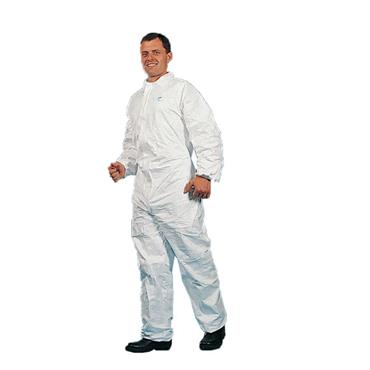 Dupont INDUSTRY Tyvek Two Way Protection Coverall - White