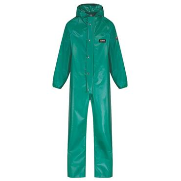 Alpha Solway CMBH-EW High-Performance Protective Boilersuit - Green