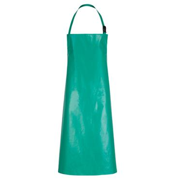 Alpha Solway Chemical Protective Apron and Sleeves - Green