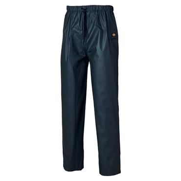 Dickies WP51000 Raintite Waterproof Trousers - Navy Blue