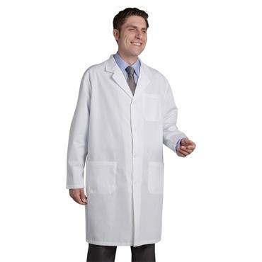 CITEC Men's Lab Coats - White