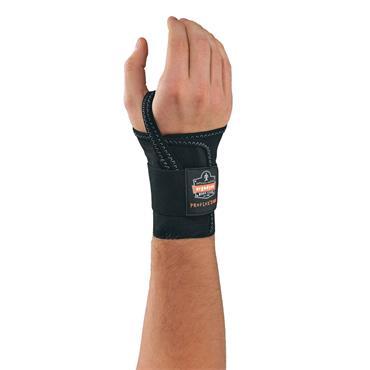 Ergodyne 4000-RH ProFlex Single Strap Wrist Support - Black