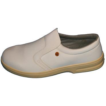 C-STAT Moka White Shoes
