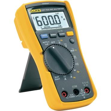 Fluke 117 Non-Contact Voltage Electrician's Ideal Multimeter