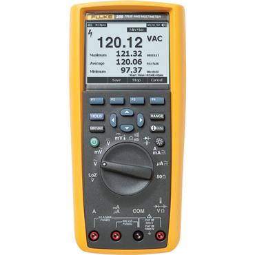 Fluke 289 True-RMS Industrial Logging Multimeter