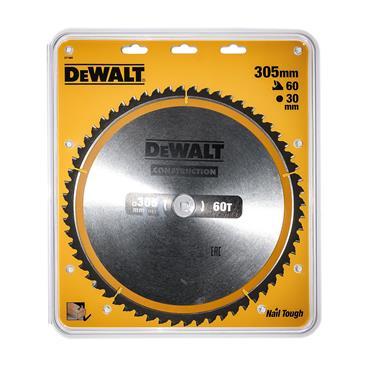 DeWALT 305 x 30 x 60T, Circular Saw Blade - DT1960-QZ