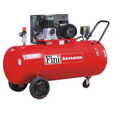 Fini MK103-200-3M 200 Litre 230 Volt Belt Driven Air Compressor