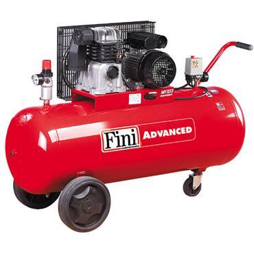 Fini MK103-150-3M 150 Litre 230 Volt Belt Driven Air Compressor
