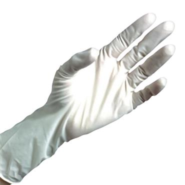 CITEC CRP0165 White Nitrile Cleanroom Gloves